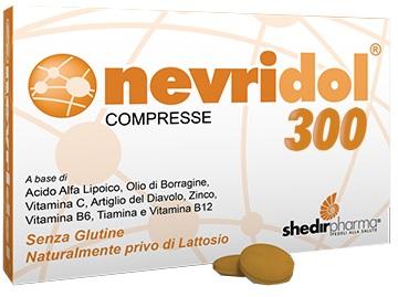 Shedir Pharma Unipersonale Nevridol 40 Compresse