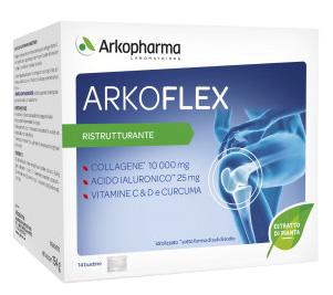Arkofarm Arkoflex Ristrutturante 14 Bustine
