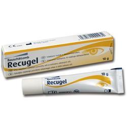 Bausch & Lomb-iom Recugel Gel Oculare Dexapantenolo Tubetto 10 G