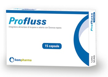 Konpharma Profluss 15 Capsule 9 75 G