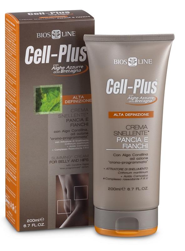 Bios Line Cell Plus Alta Definizione Panciafianchi