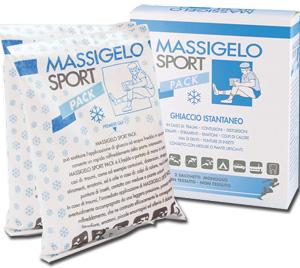 Marco Viti Farmaceutici Ghiaccio Istantaneo Massigelo Sport Pack 2 Buste