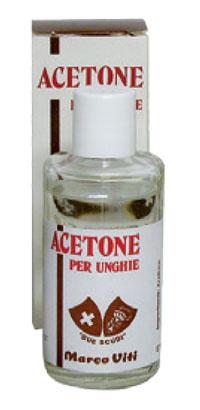 Marco Viti Farmaceutici Unghiasil Acetone 50 Ml