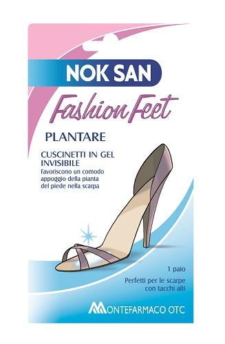 Montefarmaco Otc Nok San Fashion Cuscinetto Gel Plantare