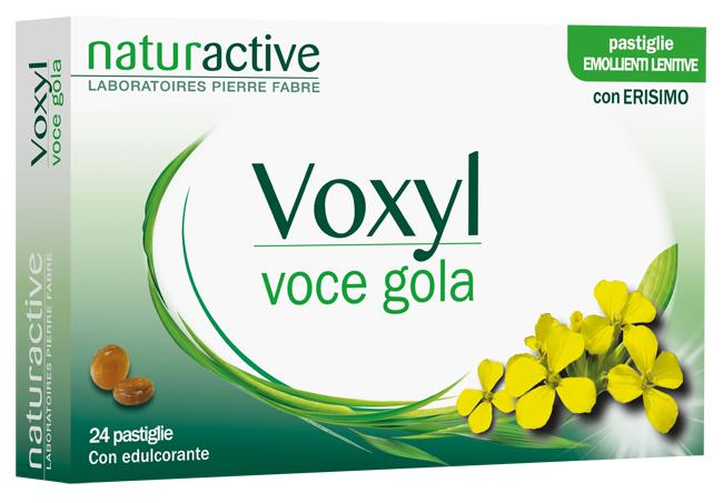 Pierre Fabre Pharma Voxyl Voce Gola 24 Pastiglie