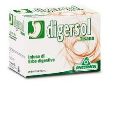 Specchiasol Digersol Tisana 20 Filtri 40g