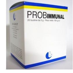 Biogroup Pro B Immunal 20 Bustine Da 5 G