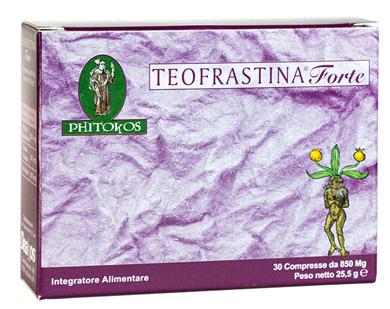 Deakos Teofrastina Forte 30 Compresse
