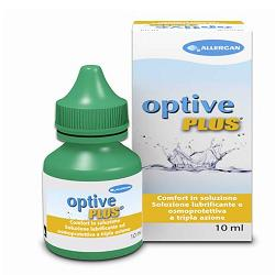 Allergan Optive Plus Soluzione Oftalmica 10ml