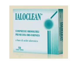 Farma derma Ialoclean 30 Compresse Orosolubili 1 2 G