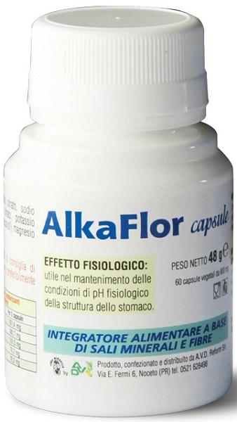 A.v.d. Reform Alka Flor 60 Capsule