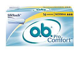 Ob Assorbenti interni Normal Pro Comfort 16pz