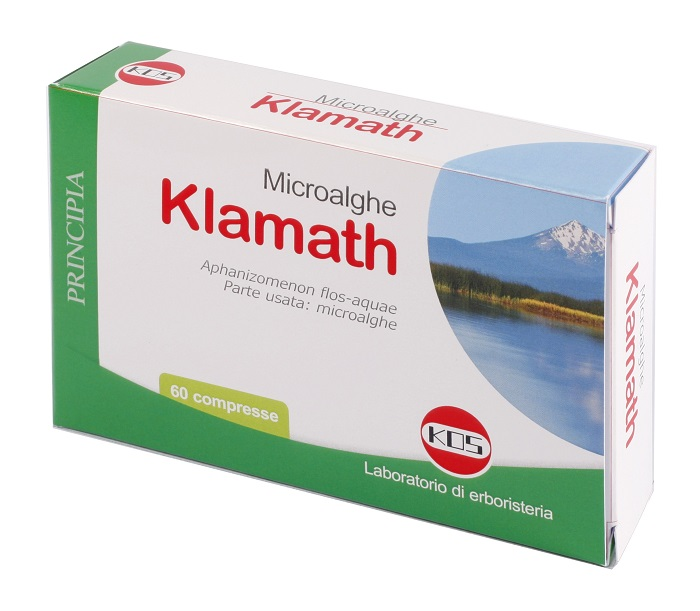 Kos Klamath 60 Compresse