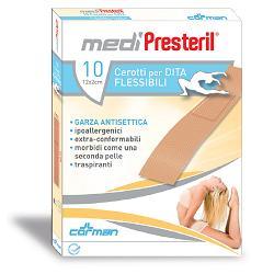 Corman Cerotto Medipresteril Dita Flessibile E Resistente 10 Pezzi