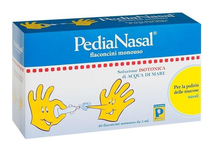Pediatrica Pedianasal Soluzione Isotonica 30 Flaconcini 5 Ml