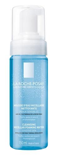 La Roche Posay-phas Physio Mousse Micellare 150 Ml
