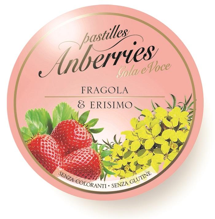Eurospital Anberries Fragola Erisimo 55 G