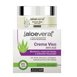 Zuccari Aloevera2 Crema Viso Anti age