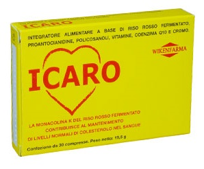 Wikenfarma Icaro 30 Compresse