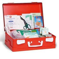 Farmacare Cassetta Completa Di Pronto Soccorso Allegato 1 Dm 388 Del 15 7 2003.