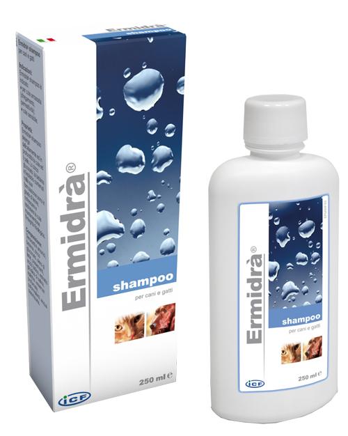 I.c.f. Ind.chimica Fine Ermidra' Shampoo 250 Ml