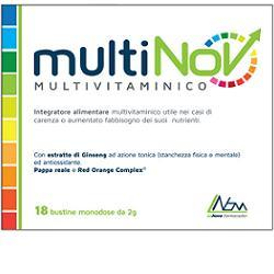 Lanova Farmaceutici Multinov 18 Bustine