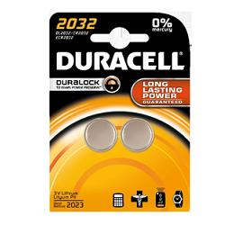Duracell Italy Duracell Speciality 2032 2 Pezzi