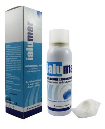 Meda Pharma Soluzione Isotonica Ialumar 100 Ml Taglio Prezzo