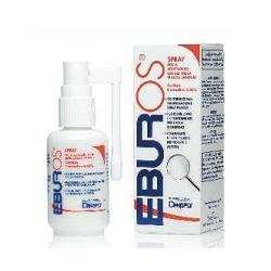 Dentsply Sirona Italia Eburos Spray Collutorio Alla Clorexidina 0 20% 30 Ml