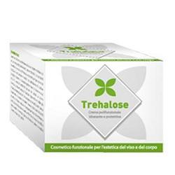 Dermofarma Italia Trehalose Crema Idratante Protettiva 250 Ml