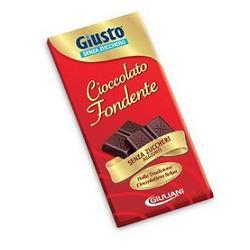 Giuliani Giusto Senza Zucchero Tavolette Cacao Fondente 85 G