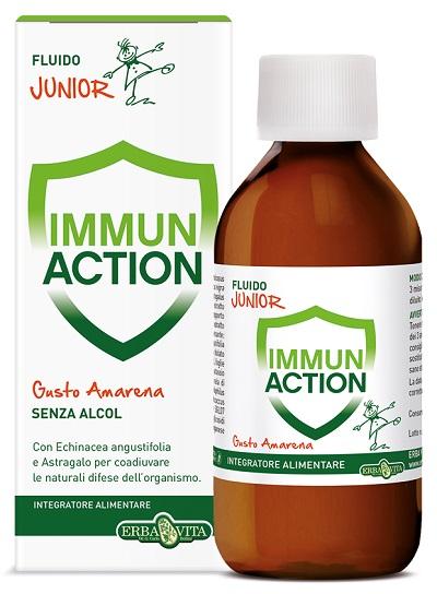 Erba Vita Group Immun Action Fluido Junior 200 Ml