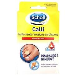 Dr.scholl s Div.rb Healthcare Scholl Cer Callif Tratt R prot