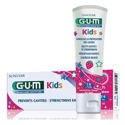 Gum Kids Dentifricio 2 6 anni Fluoro 500 Ppm