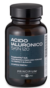 Bios Line Principium Linea Pelle Acido Ialuronico Skin 120 60 Capsule