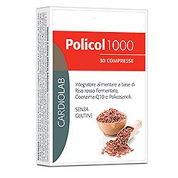 Laboratorio Della Farmacia Policol 1000 30 Compresse 33 G