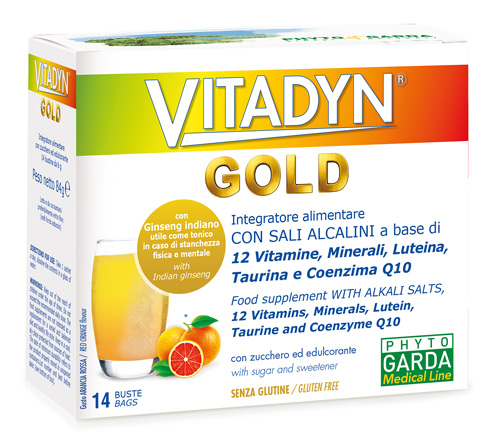 Phyto Garda Vitadyn Gold 14 Bustine
