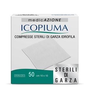 Desa Pharma Garza Compressa Idrofila Icopiuma 10x10cm 50 Pezzi
