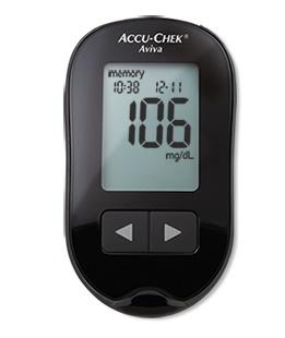 Roche Diabetes Care Italy Glucometro Accu chek Aviva Kit 1 Pezzo