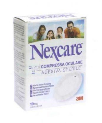 3m Italia Compressa Oculare Nexcare 10 Pezzi