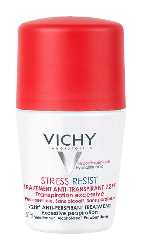 Vichy Deodorante Stress Resist Roll on 50 Ml