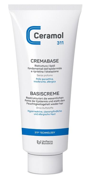 Ceramol Linea 311 Cremabase 400 mL