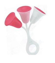 Chicco Gioco Tulip Sonoro Rosa
