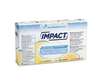 Impact Oral Vaniglia 3 X 237 Ml