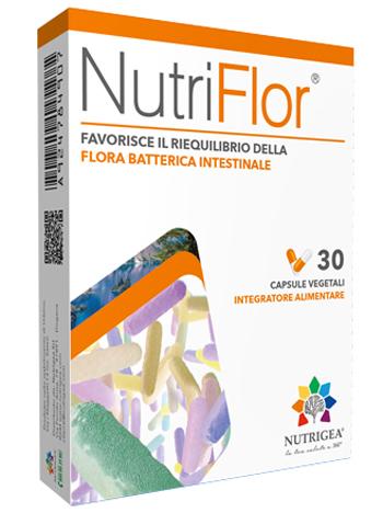 Nutriflor Blister 30 Capsule Vegetali Astuccio 15 45 G Nuovaformula