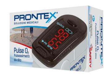 Safety Prontex Pulse O2 Minisaturimetro Da Dito