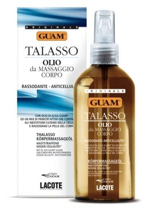 Lacote Guam Talasso Olio Massaggio Corpo 200 Ml