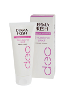 Meda Pharma Dermafresh Ipersud Emulsione Piedi 100 Ml
