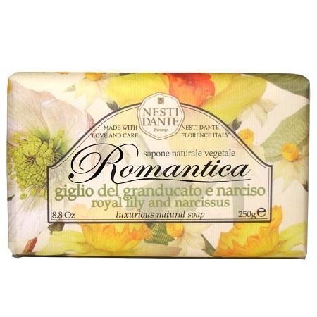 Nesti Dante Romantica Giglio Del Granducato & Narciso 250g