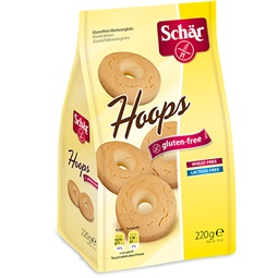 Dr.schar Schar Biscotti Hoops 220 G